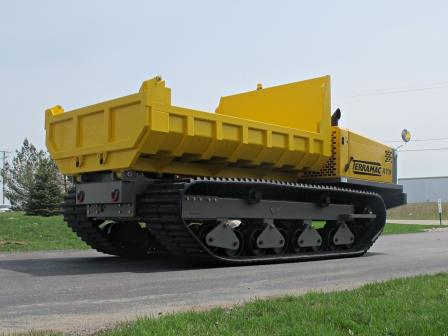 Rock Bed Crawler Carrier Rentals