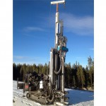 Sonic SDC150 Drill Rig