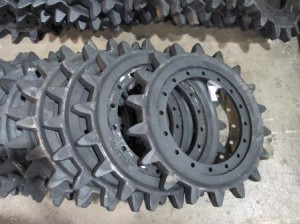 Crawler Carrier Sprockets