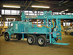 Mobile Drill Rigs: Mobile B-80 Drill Rig