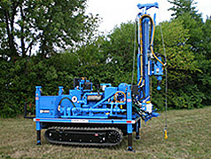 Mobile Drill Rigs: Mobile B-3500 Drill Rig