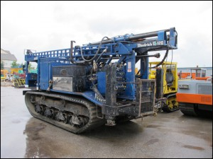 Diedrich Auger Drills for Rent: D120