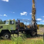 Atlas Copco CS1500 Drill Rig for Sale