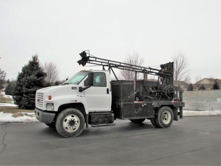 CME 45B Drill Rig for Sale