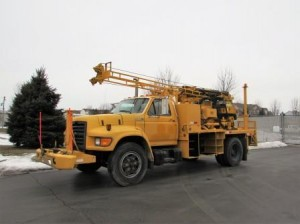 CME 45C Drill Rig for Sale