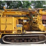 CME 55-300 Track Drill Rig for Sale
