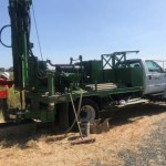 CME 55 HT Drill Rig