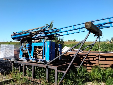 CME 55 Skid Rig