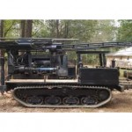 CME 55 Tracked Rig for Sale