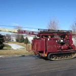 CME 55C Auger Drill for Sale