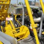 Close Up Atlas Copco CS10 Drill Rig