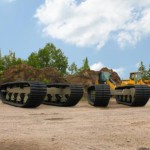 Crawler Carrier Undercarriage Parts