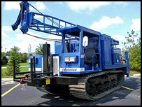 Diedrich Auger Drill Rig Rentals Available