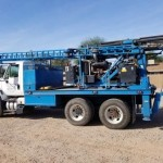 Diedrich D-120 Drilling Rig for Sale