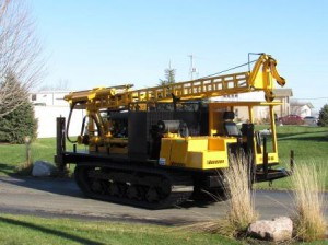 Diedrich D-50 Drill Rigs for Sale