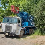 Failing F-10 WT Drill Rig for Sale