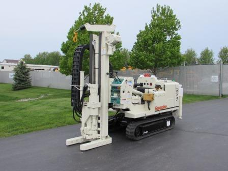 Geoprobe 6610DT Direct Push Drill for Sale