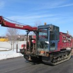 Mobile B-53 Drill Rig for Sale