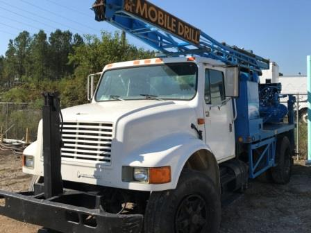 Mobile B-57 Drill Rig for Sale