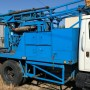 Mobile B-57 Truck Mounted Drill for Sale