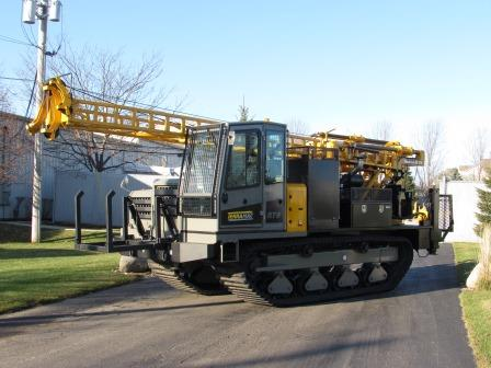 New Diedrich D120 Drill on Terramac