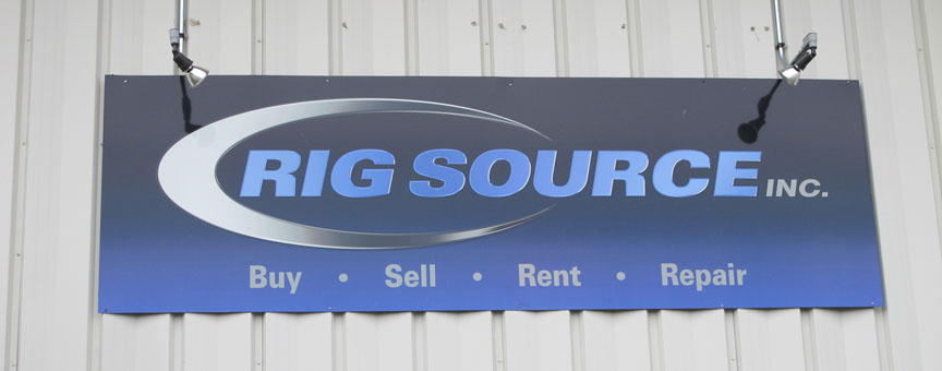 Rig Source Sign
