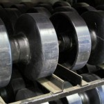 Crawler Carrier Rollers