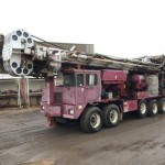 Schramm T-130 Drill Rig for Sale