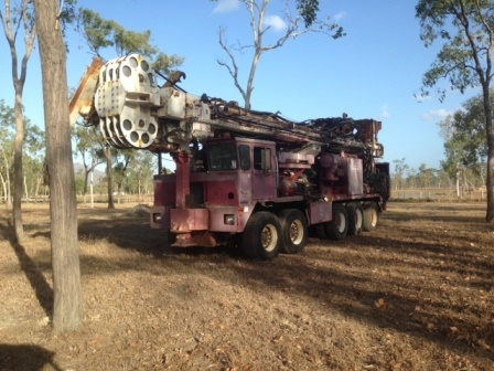 Schramm T130XD Drilling Rig for Sale