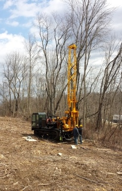 Terra Testing CME 75 Drilling Rig
