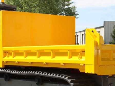 Terramac® Crawler Carrier Beds