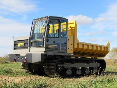 Terramac RT14 Rental