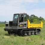 Terramac RT6 Crawler Carrier