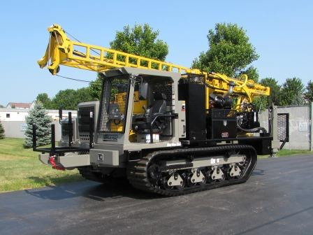 Terramac RT6 with Diedrich D-50