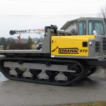 Terramac® RT9 Crawler Carrier with Crane