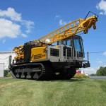 Terramac RT9 with Diedrich D-50