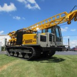 Terramac RT9 with Diedrich D-50 Drill for Sale