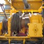 Track Mounted Diedrich D-50 Winch