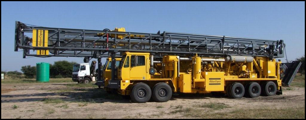 Atlas Copco RD20 Oil and Gas Drills for Sale