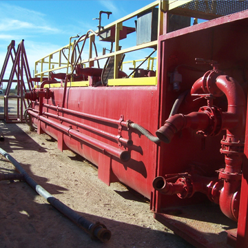 Emsco GA500 Oil and Gas Land Drilling Rig Package