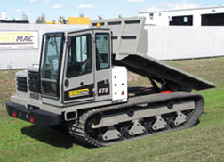 New Terramac RT9 rubber track carrier