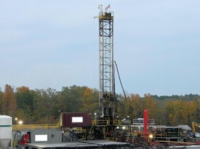 MD Cowan Super Single Oil & Gas Drill Rig