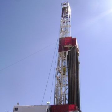 Mid-Continent U-36 1000HP Land Drilling Rig Package