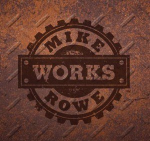 Mike Rowe WORKS logo: Trade Scholarship Funds