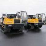 Morooka MST 2200vd Crawler Carrier Rental