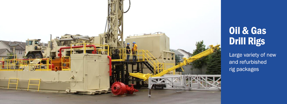 Oil & Gas Drill Rig Supplier