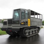 Crawler Carrier with Terramac Rental