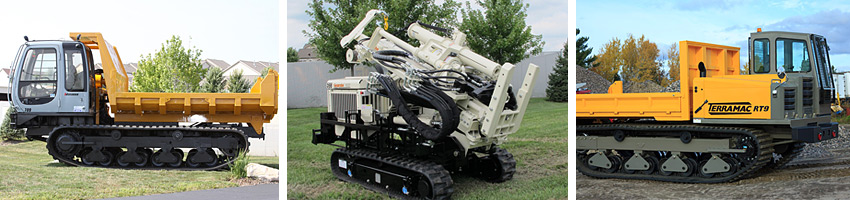 Crawler Carrier Rental Equipment