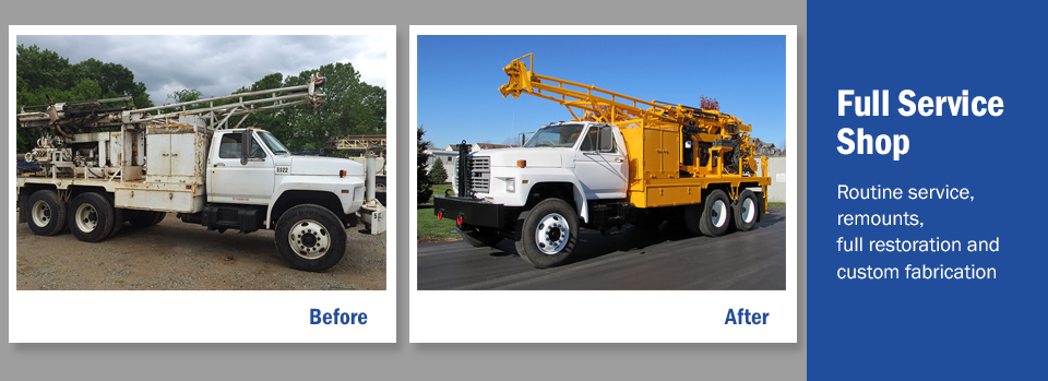 Drill Rig Service Supplier